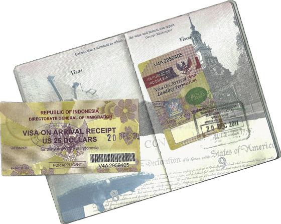 Виза на Бали для россиян 2017: нужна ли, продление, как получить