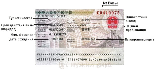 5465468846 - Виза в Китай в 2018 году для россиян: нужна ли, оформление самостоятельно