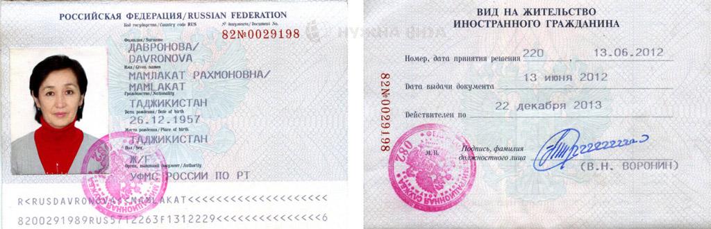 Правовое положение иностранных граждан в РФ, ФЗ-115