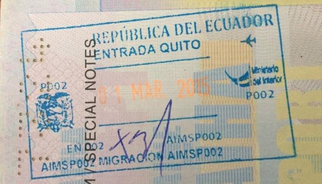 Нужна ли россиянам виза для поездки в Эквадор
